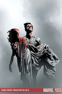 Dark Tower: Treachery #6 cover
