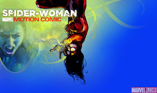 Another Spider-Woman Motion Comic image