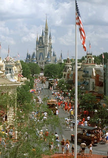 Disney's Main Street in Florida