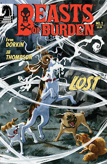 Beasts of Burden #2 cover