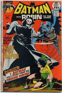 Batman and Robin: Night of the Reaper cover