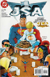 JSA Thanksgiving cover