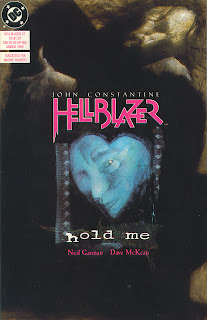 Hellblazer: Hold Me cover