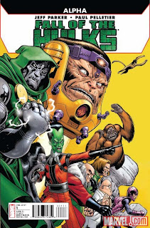 Fall of the Hulks cover