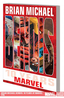 Brian Michael Bendis: Ten Years