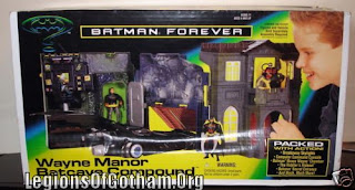 Batman Forever Wayne Manor