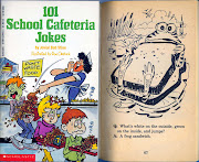 101 School Cafeteria Jokes was published by Scholastic, Inc. in August 1990.