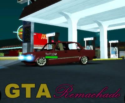 Autos al piso para el GTA