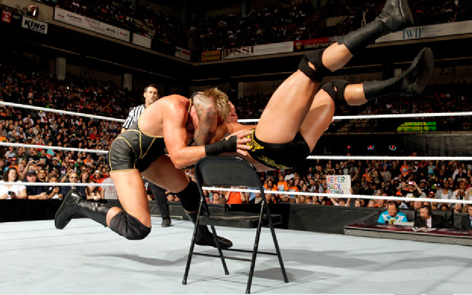 WCC: REPECHAJE Randy+Orton+vs.+Jack+Swagger+(Extreme+Rules+Match+for+the+World+Heavyweight+Championship)