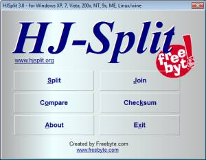 Download Software HJ-Split Full Version