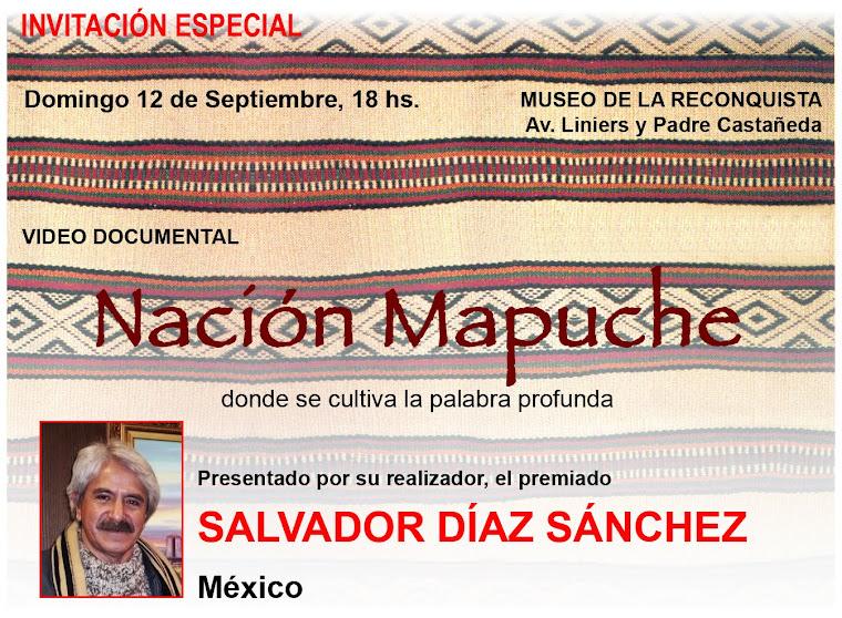 """""""LA NACIÓN MAPUCHE"""" EN ARGENTINA"""