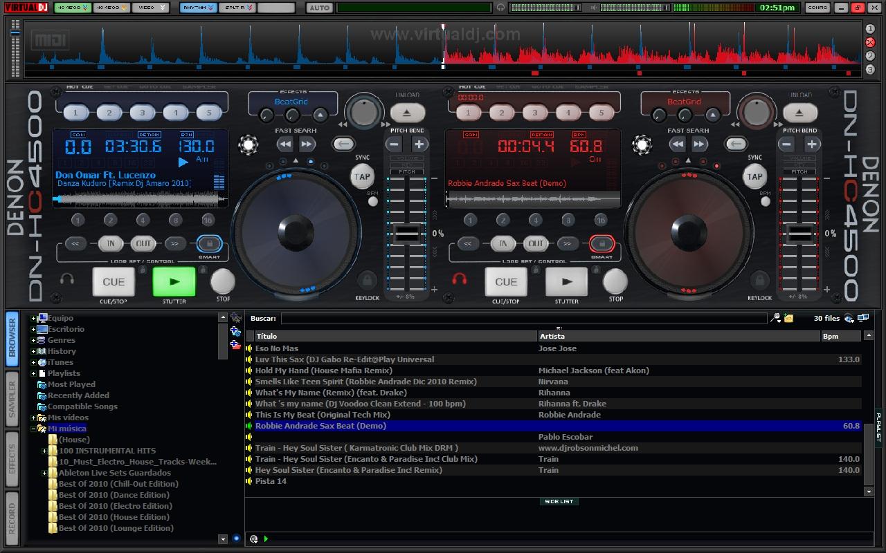 Telecharger virtual dj pro 7 gratuit