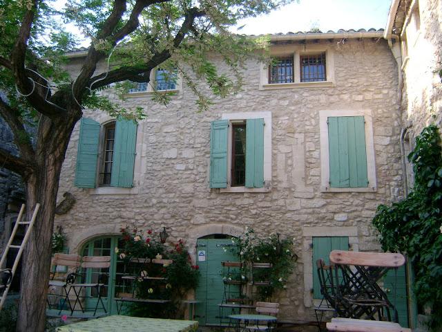 Di rio de viagem uma semana na provence - Casas rurales en la provenza ...