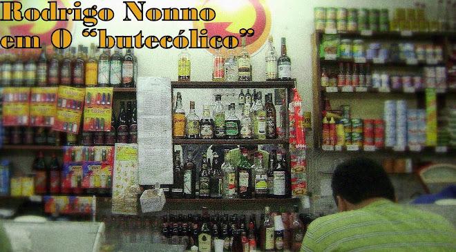 """Rodrigo Nonno em O """"butecólico"""""""