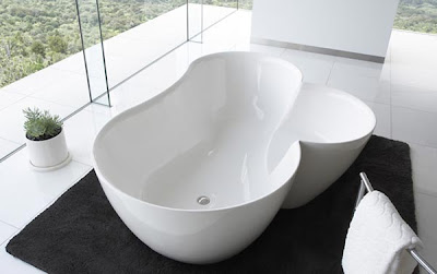 Utuwa Bathtub by Spiritual Mode