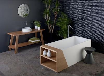 Latis Bathroom Collection