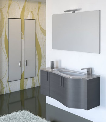 Opulent Bathroom Collection from Duebi Italia
