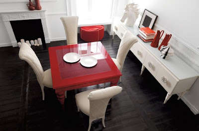 Chic and Very Elegant Dining Room Set