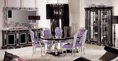 Luxury Classic Dining Room Furniture