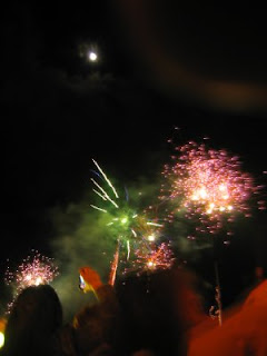 Festival of Lights, Villa de Leyva, Colombia