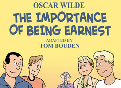 the importance of being earnest gay