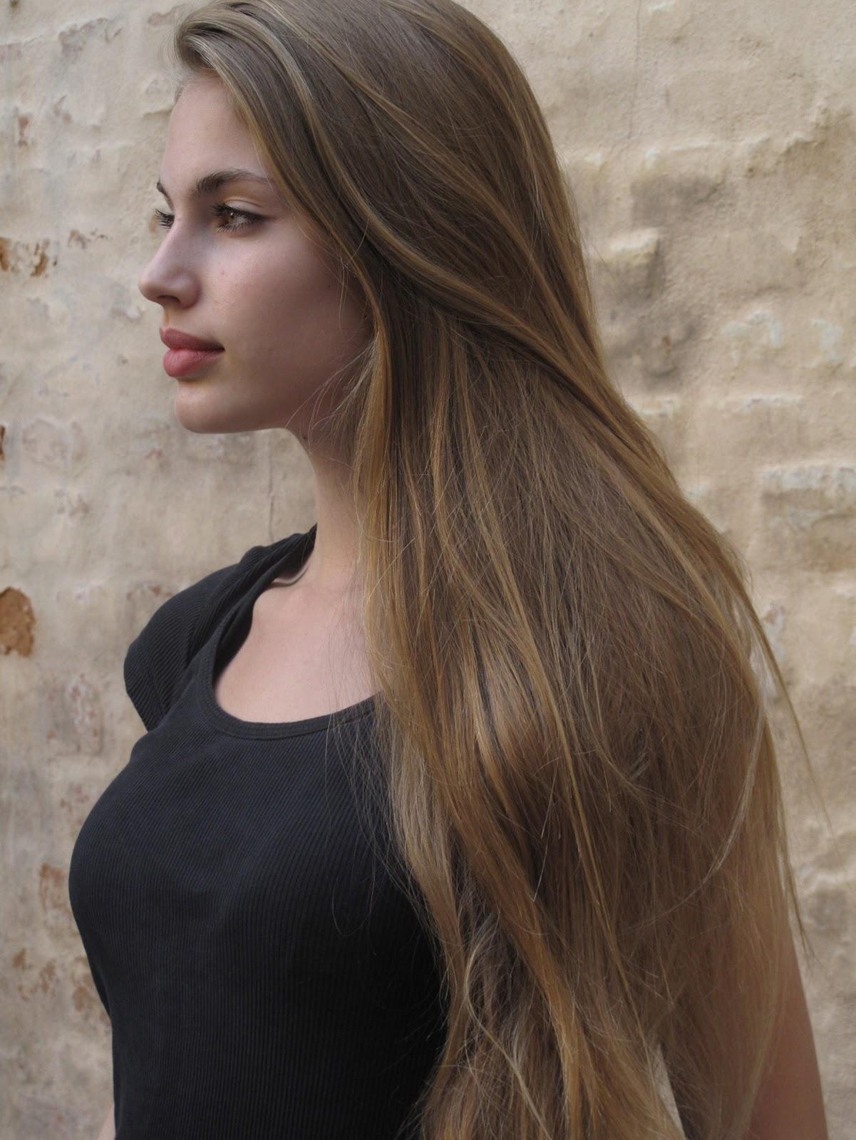 Смотреть фото русых девушек 13 фотография