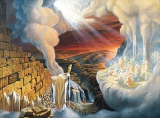 Ezekiel three: Yom Teruah (the Feast of Trumpets)