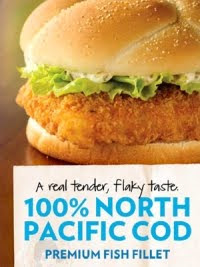 News lent means fish sandwiches brand eating for Fast food fish sandwich