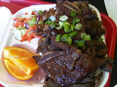 The Flame Broiler Super Works Plate