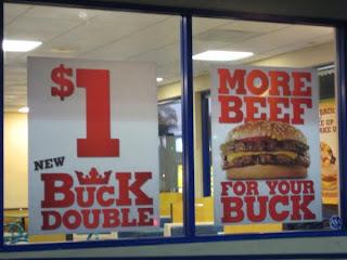 New BK Buck Double