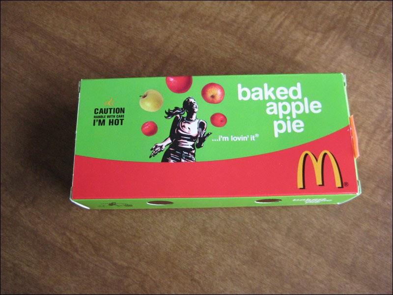 Mcdonald Apple Pie Calories