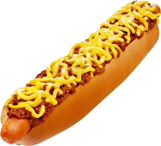 Sonic's Footlong Quarter Pound Coney