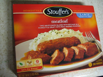 Stouffer's Meatloaf Box
