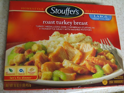 Stouffer's Turkey Dinner boxed