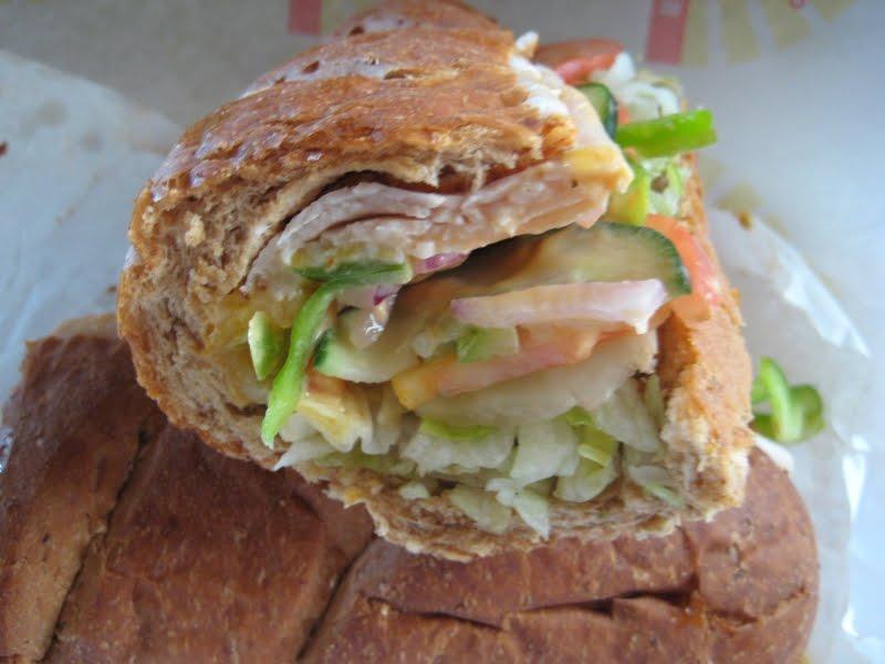 New Turkey Jalapeno Melt