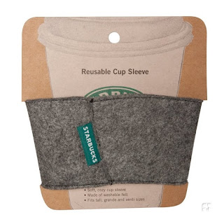 Starbucks Reusuable Cup Sleeve
