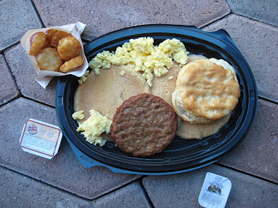 BK Ultimate Breakfast Platter