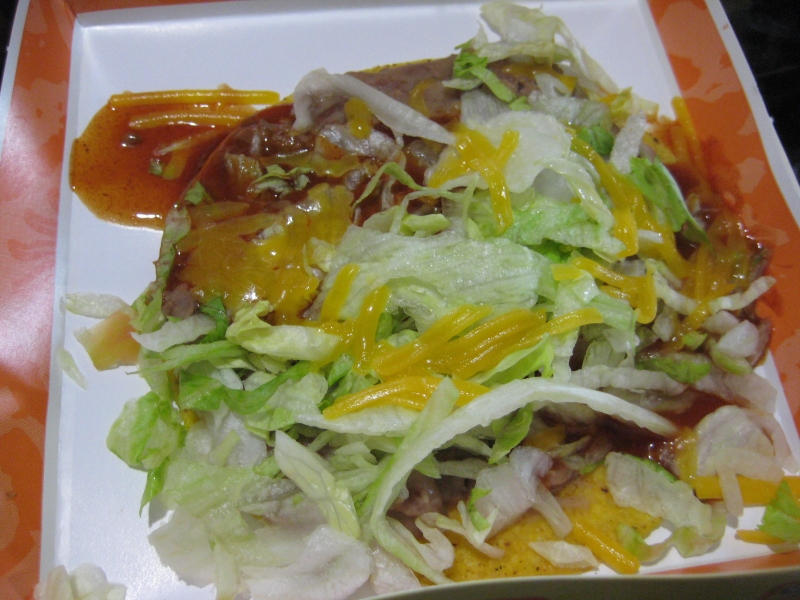 Review: Taco Bell - Tostada | Brand Eating