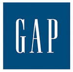This is an image of the GAP logo