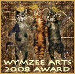 Wymzee Arts Award