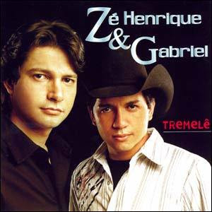 Z� Henrique e Gabriel - Vol.3 Tremel�