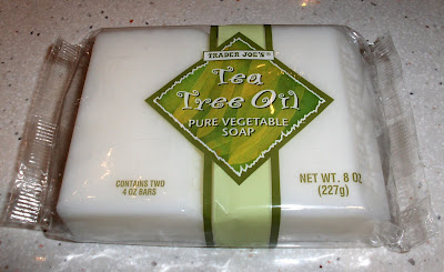 feasting on tjs trader joe 39 s food reviews tea tree oil pure vegetable soap. Black Bedroom Furniture Sets. Home Design Ideas