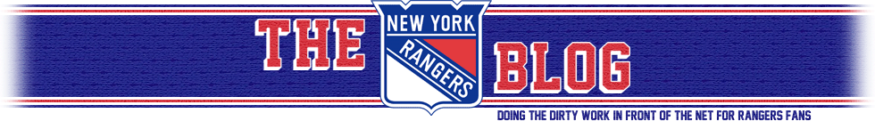 The New York Rangers Blog