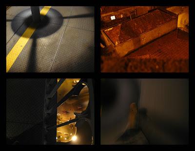 Quatro shots na Ponte Luís I, Porto