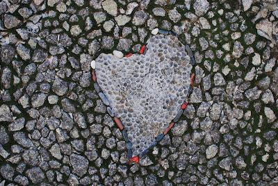 Coração espezinhado