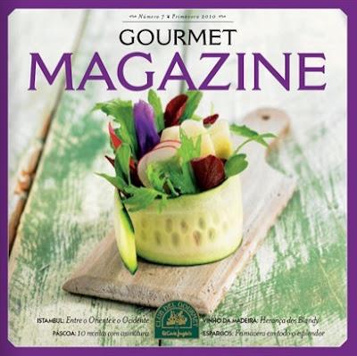 Gourmet Magazine do El corte Inglés