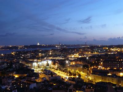 Lisboa, Miradouro da Senhora do Monte