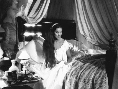 Alida Valli, em 'Senso' de Luchino Visconti