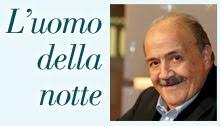 """Rai Radio Uno """"L'uomo della notte"""" di Maurizio Costanzo"""