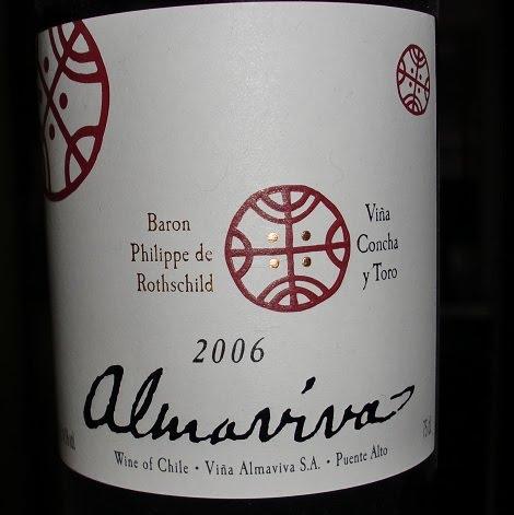 Almaviva  2010 Bordeaux Red Blends Wine Red Blends Wine